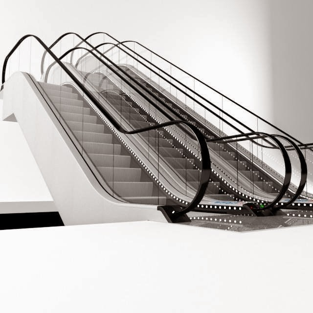 ledli-escalator