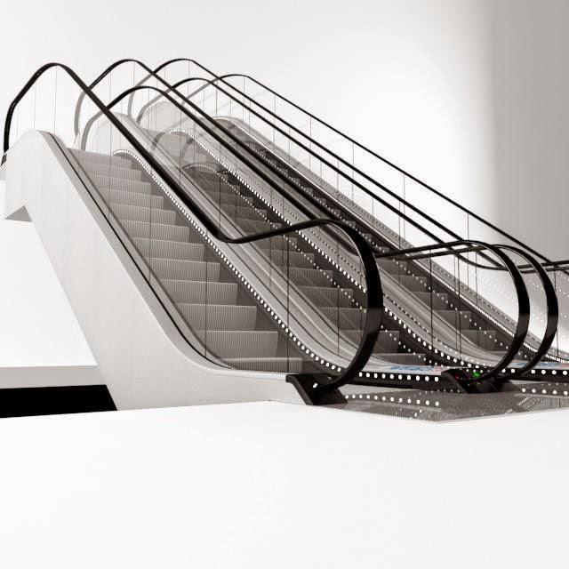 ledli-escalator