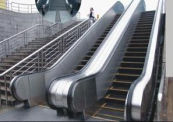 Outdoor-Escalator