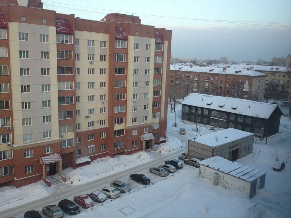 Rusya-Novosibirsk-HCO-Leninskiy